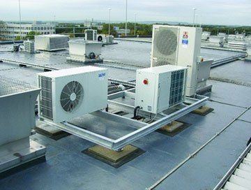 Commercial refrigeration - Market Place, Houghton Le Spring, Tyne and Wear - H.A.Davie Ltd - Air conditions