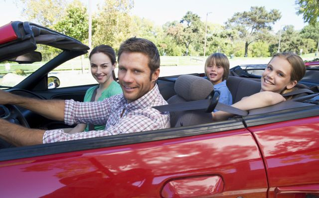 family with car insurance in Florence, KY