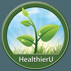 HealthierU Logo