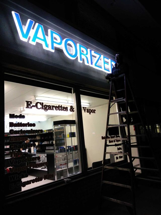 LED signs for businesses
