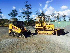 Excavators in Auckland