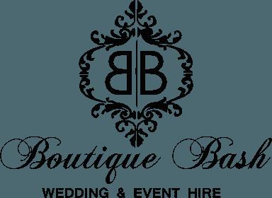 The Boutique Bash logo