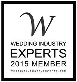 Wedding industry experts 2015 member