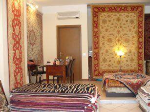 showroom tappeti persiani