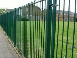 A diverse range of custom-made security fencing