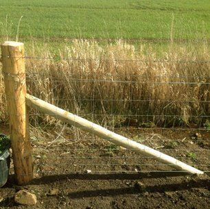 Design and installation of all types of agricultural fencing