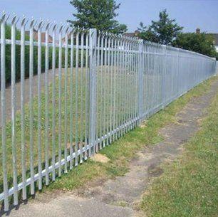 Bespoke industrial fencing