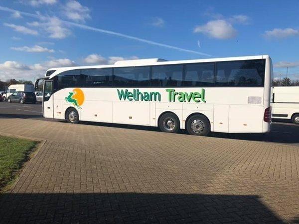 Minibus Hire Stevenage Welham Travel