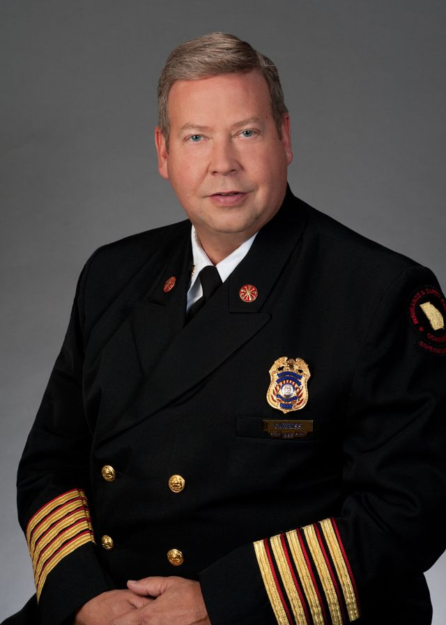 Georgia State Fire Marshall