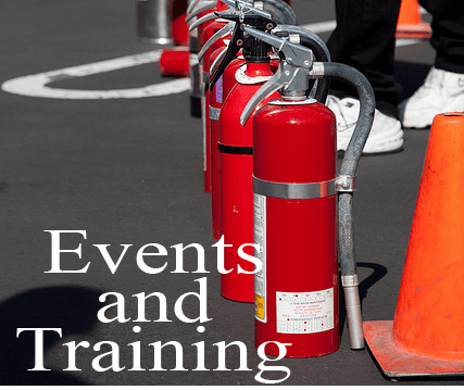 GASFED Events and Training