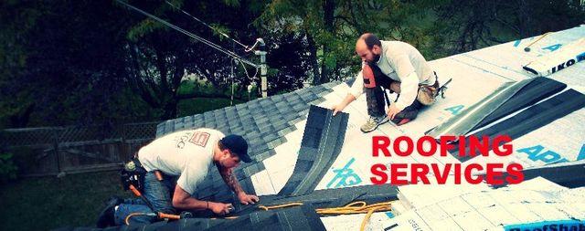 Nailing Roof