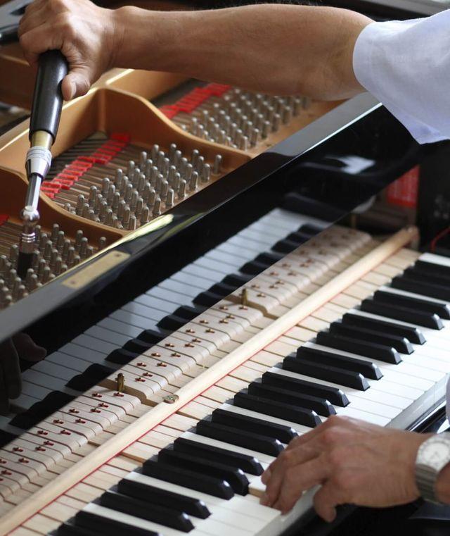 piano tuning San Jose, CA
