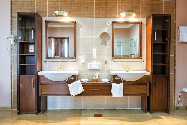Custom Bathroom Cabinets San Jose, CA
