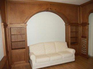 Boiserie, rivestimenti in legno, rivestimenti pareti