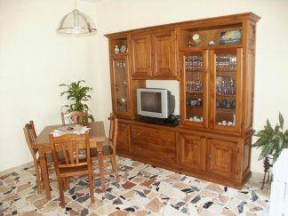 mobili per soggiorno, mobile per soggiorno in tiglio