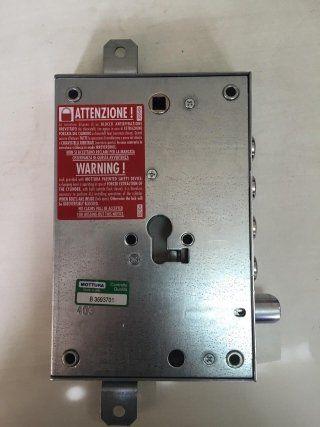 serratura anti effrazione