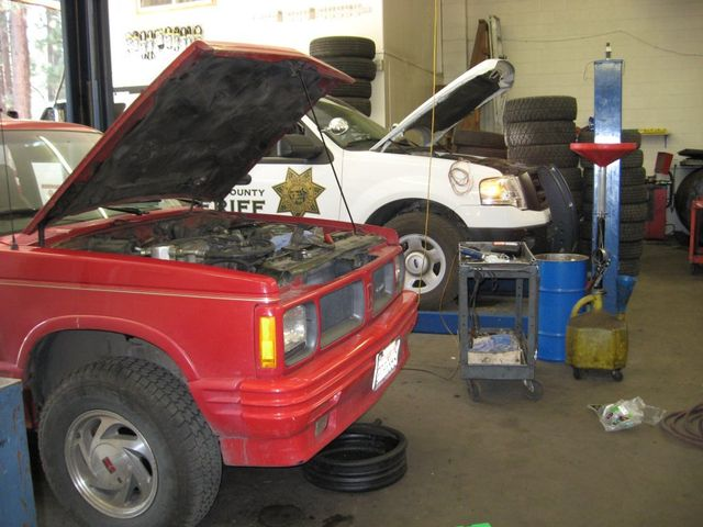 Five Star Automotive >> Car Repair Services South Lake Tahoe Ca Five Star