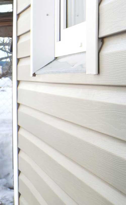vinyl siding installation - Lockport, NY