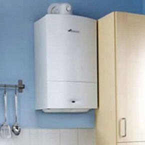 A Worcester Bosch boiler