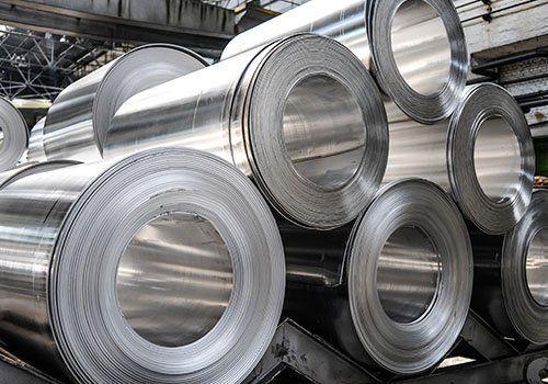 tubi in metallo