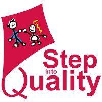 Step quality logo