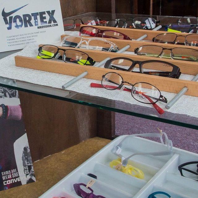 Vortex frames