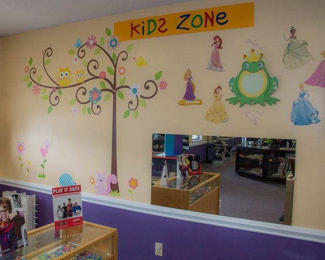 Kids Zone in Chattanooga, TN