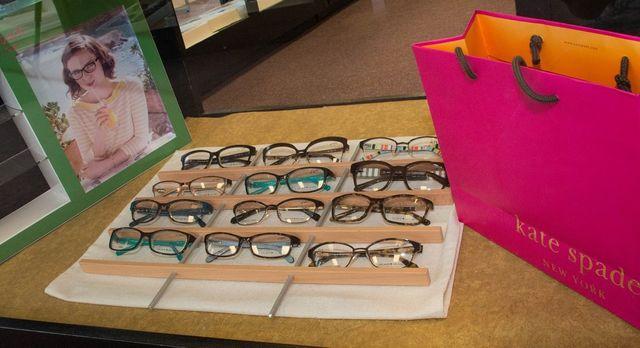 Kate Spade Brand frames