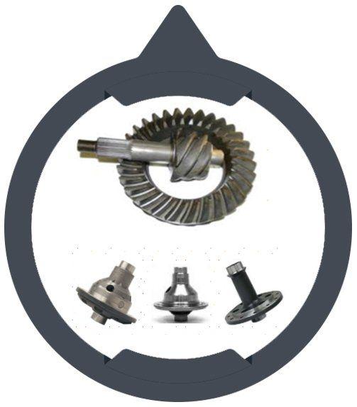 aikman engineering gear sets