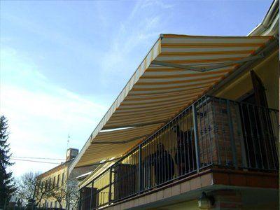 tenda da sole per balconi