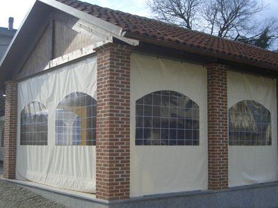 tenda ermetica