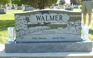 Burial Headstones Meadville, PA