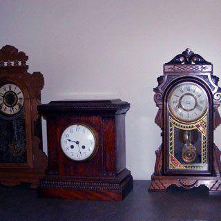 Antique Clock Repairs IN Buffalo, NY   Mantel, Howard Miller & More