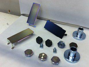 Electroplating Companies - Huntingdon, Cambridgeshire - M.F.S Electroplating Co - zinc plating