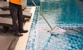 Pool Maintenance Services Los Angeles CA