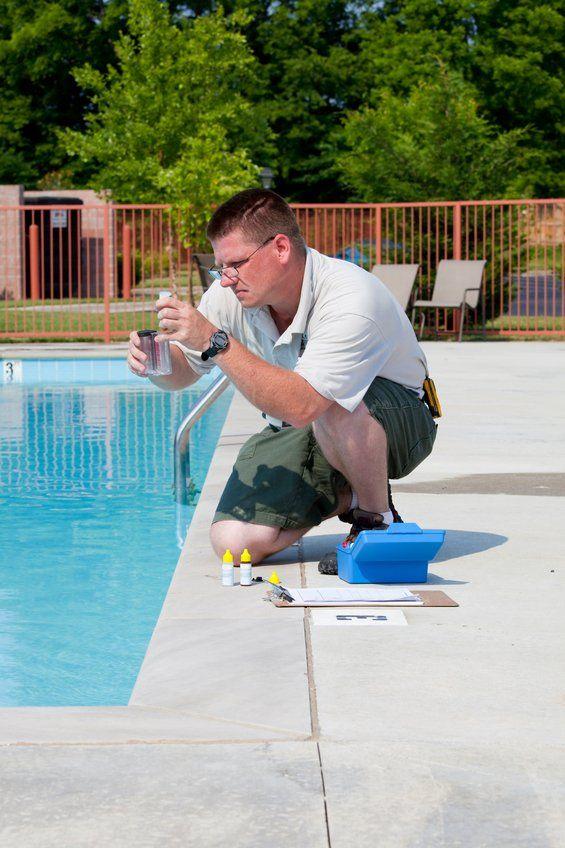 Pool Repair Los Angeles, CA