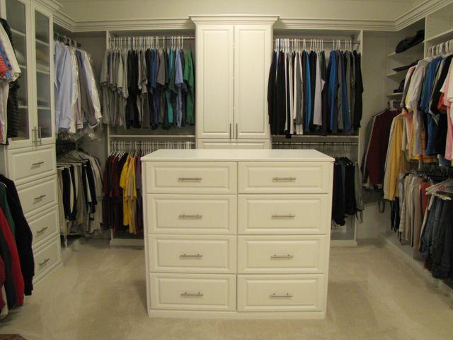 Custom walk-in closets in Covington, KY