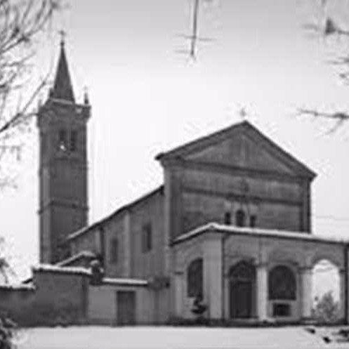 chiesa e campanile sergnano