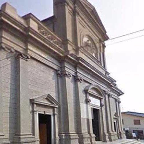 ingresso chiesa san bassano