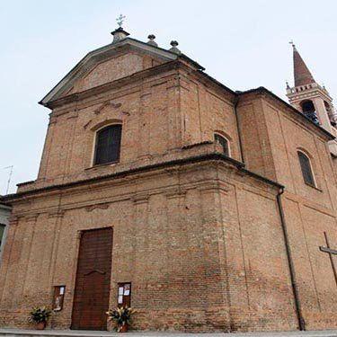 facciata chiesa fara oliviana con sola
