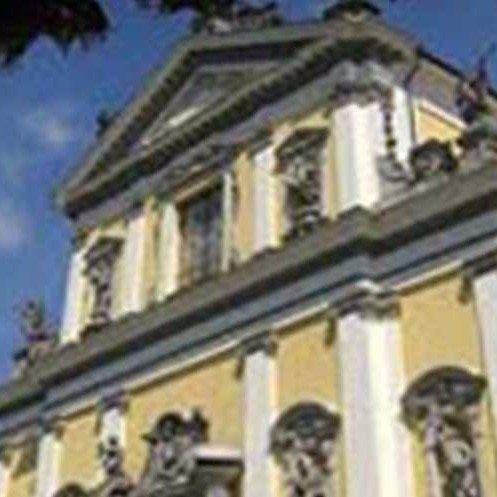 facciata chiesa vaiano cremasco