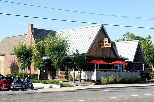 Dog Friendly Restaurants And Patios Nashville Tn