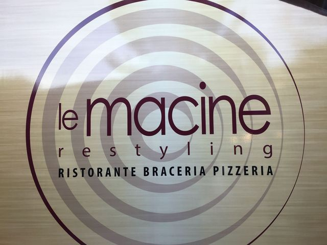 Le Machine Restyling - Logo