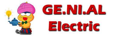 GE.NI.AL ELECTRIC - LOGO