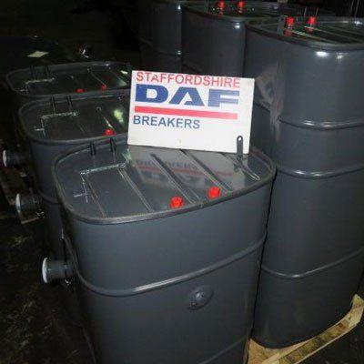 New DAF Parts