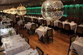 Indian cuisine - Bromley - Ginger - Dining