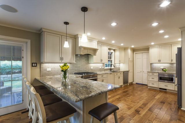 Superieur A Beautiful Space Reflects Thoughtful Decisions On Design, Line, Color,  Pattern, Texture And Even Light, And Your Kitchen Countertops Are The  Epitome Of ...
