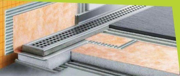 Materiali edili per impermeabilizzazioni e coperture