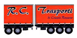 R.C. Trasporti di Cossali Rossano - LOGO