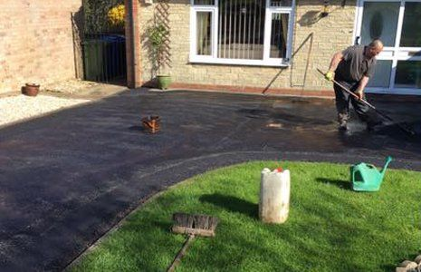 tarmacadam driveway cleaning